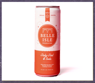 Belle Isle - Ruby Red & Soda 4-pack