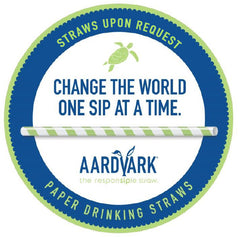 Straws Upon Request