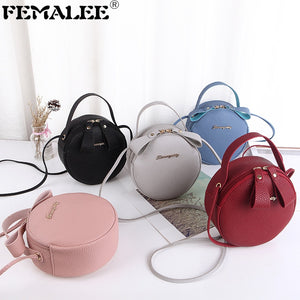 Small Round Bag (5 Colors)