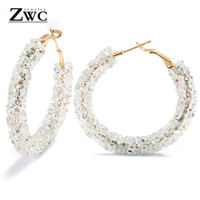 Assorted Hoop Earrings (11 Styles)