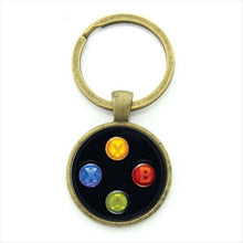 Load image into Gallery viewer, Video Game Controller Keychains (16 Styles)