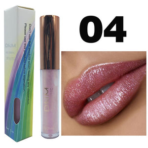 Holographic Liquid Lip Gloss/Plumper