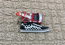 Load image into Gallery viewer, Men's & Women's Sneaker Keychains (27 Styles)
