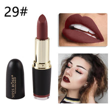 Load image into Gallery viewer, Velvet Waterproof Matte Lipstick (24 Colors)