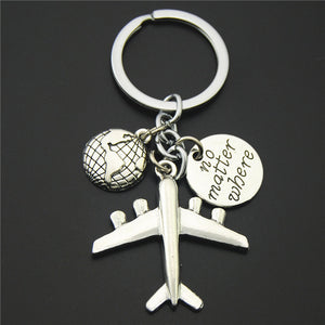 Around The World Keychain (7 Styles)