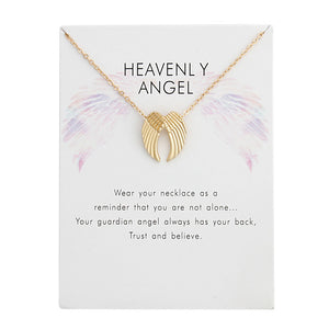 Heavenly Angel Necklace