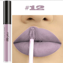 Load image into Gallery viewer, Waterproof Matte Liquid Lipstick (23 Shades)
