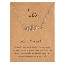 Load image into Gallery viewer, Zodiac Constellation Necklace (12 Styles)
