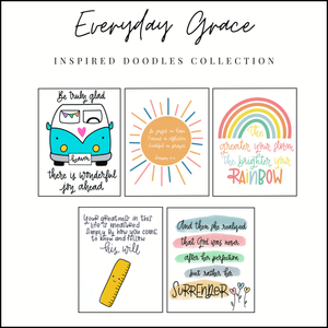 Inspired Doodles Collection