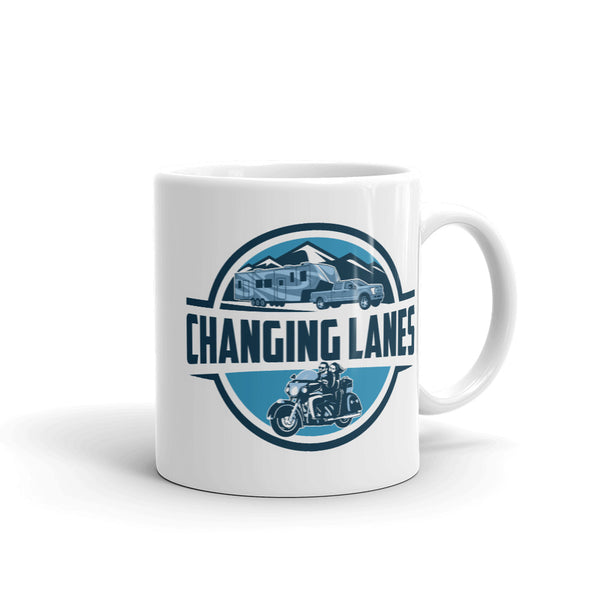 Changing Lanes Mug (11oz)