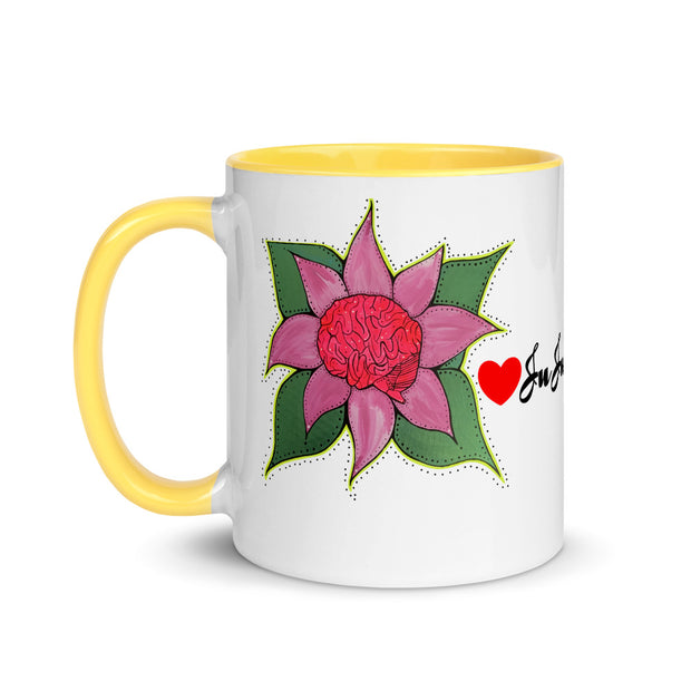 The Olympic- Mug with Color Inside - JUJU'S CITY