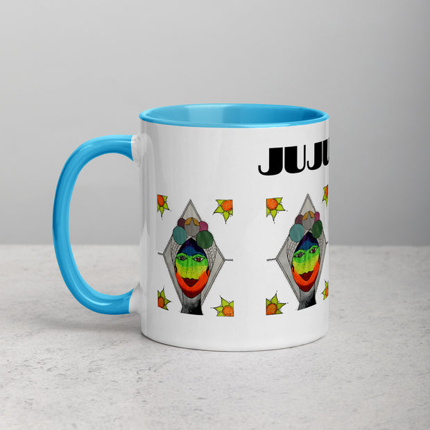 The Queen- Mug with Color Inside - JUJU'S CITY