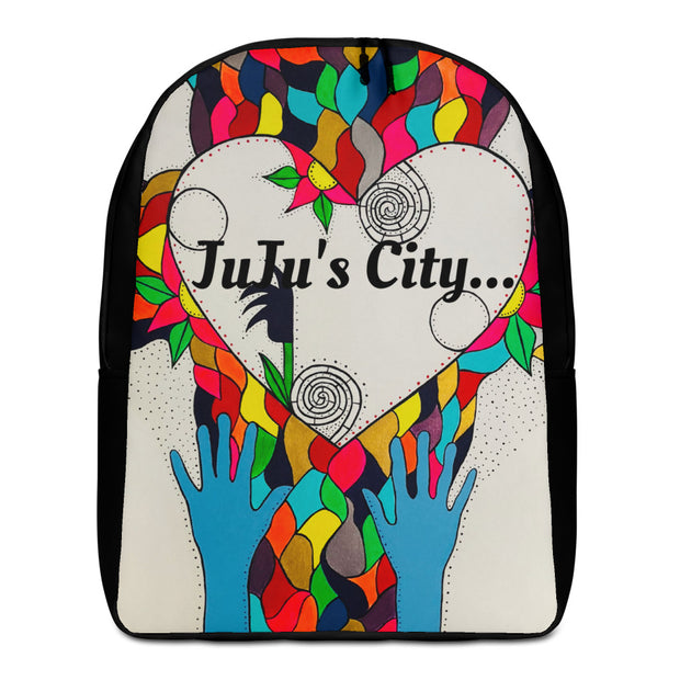 Morning Glory - Minimalist Backpack - JUJU'S CITY