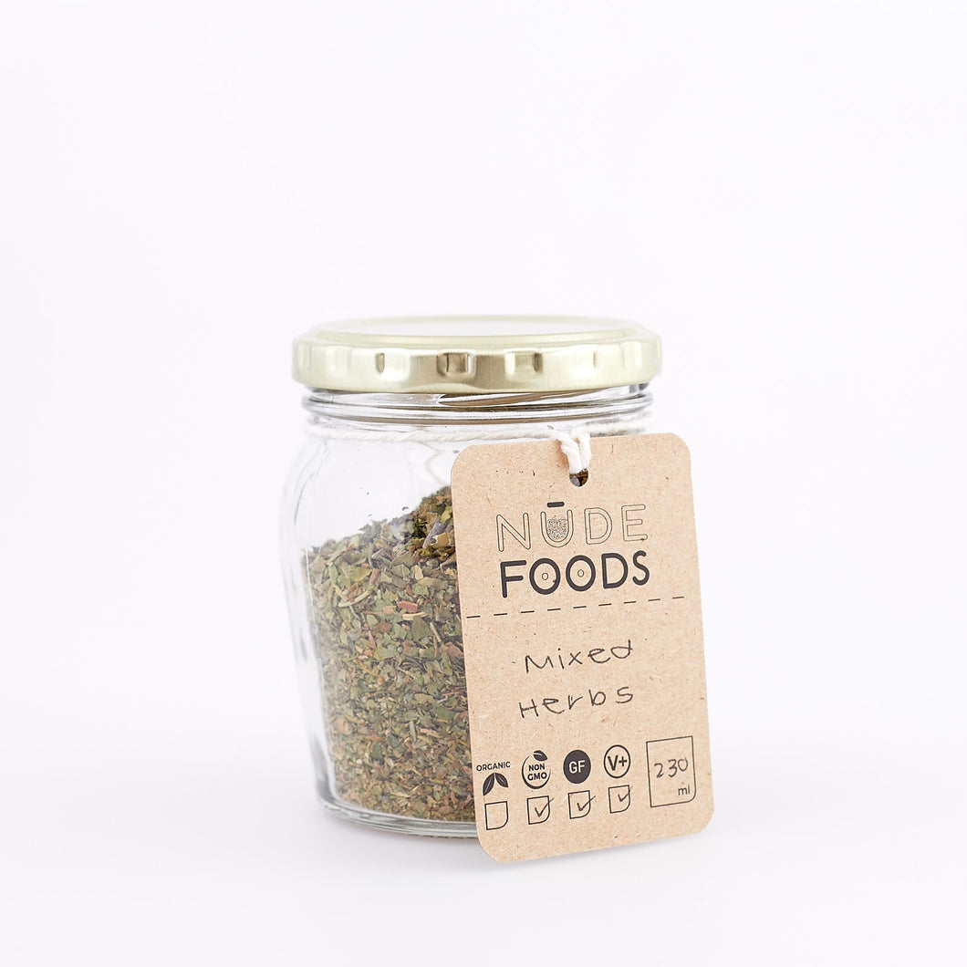 Dried Mixed Herbs 230ml