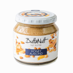 Honey Almond Macadamia Nut Butter 250g