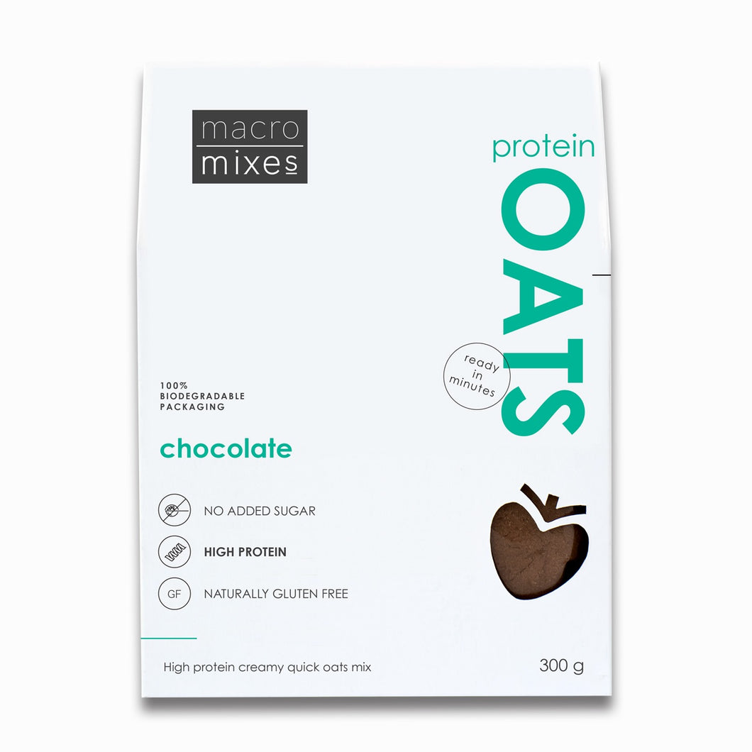 Chocolate Protein Oats 240g