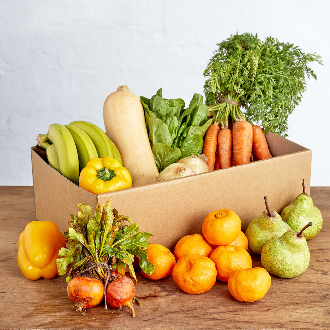 Orange Veg & Fruit Box