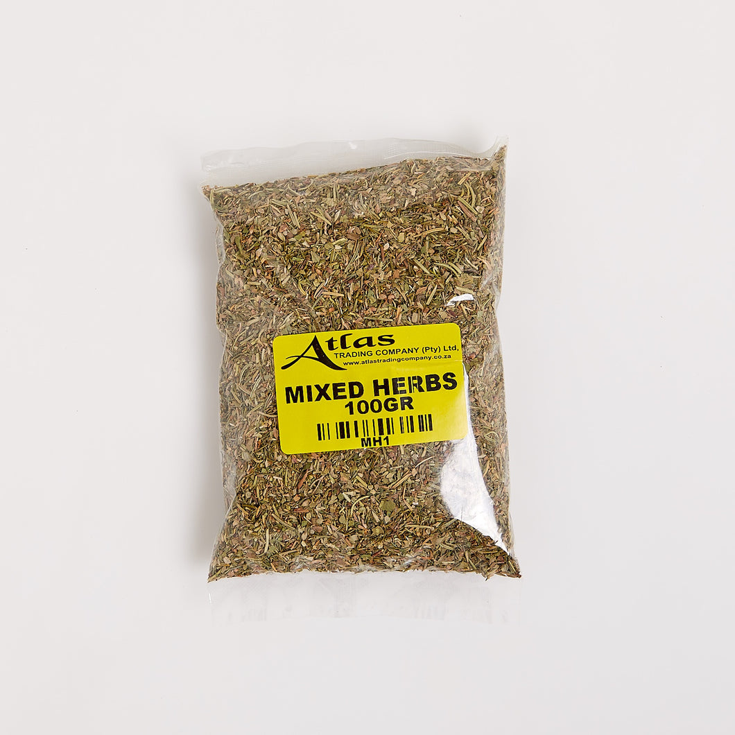 Mixed Herbs 100g