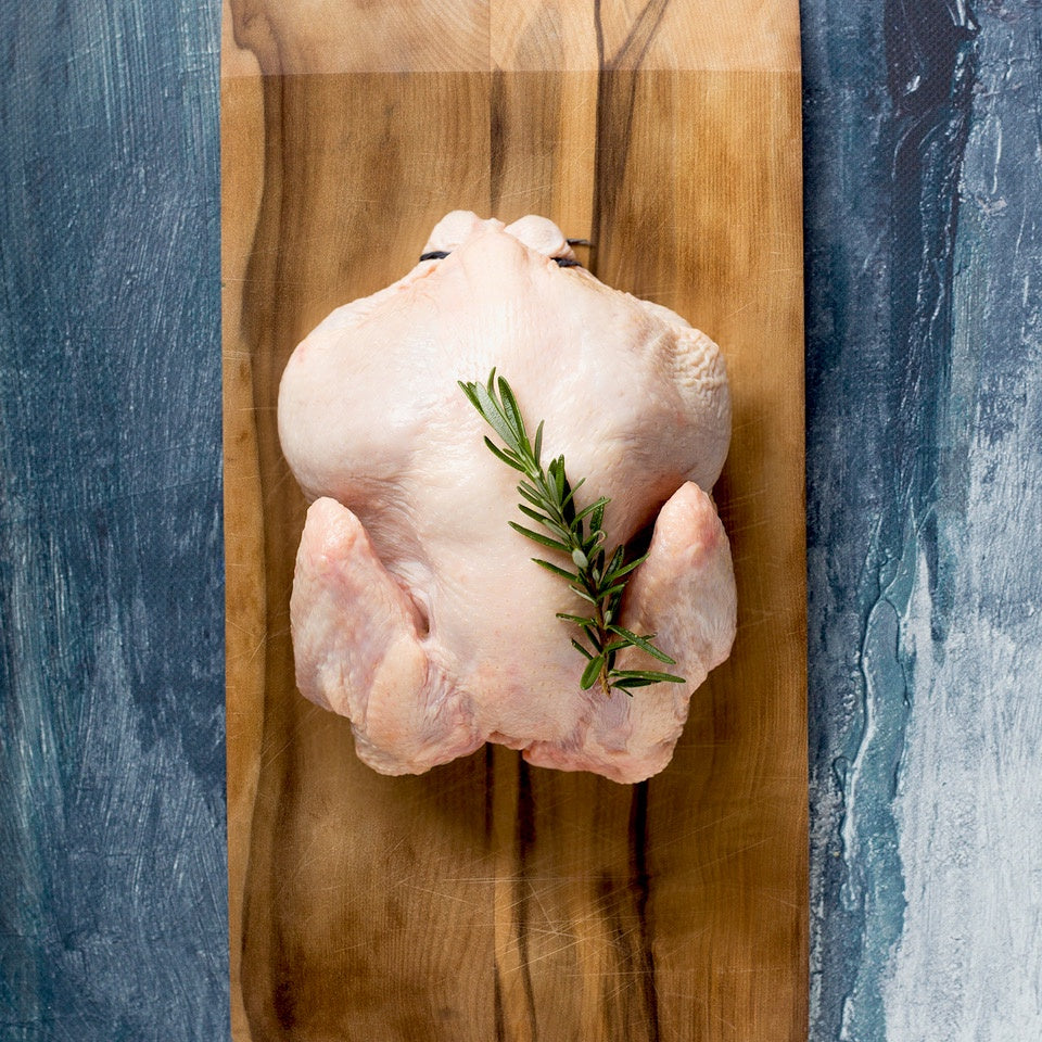 Whole Chicken 1.6kg (Freshly Frozen)