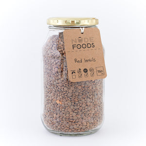 Red Lentils 750ml