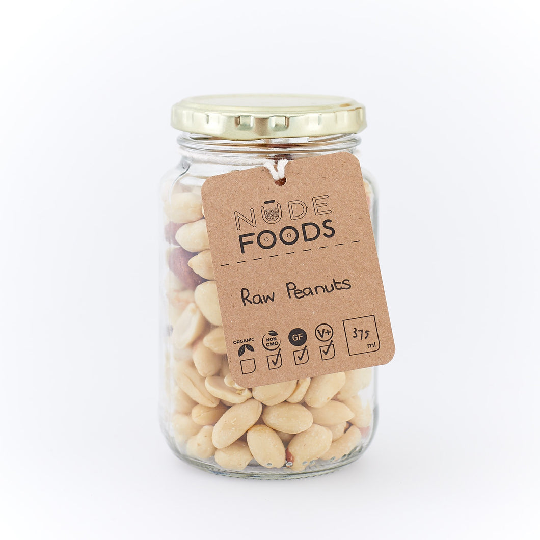 Peanuts Raw 375ml