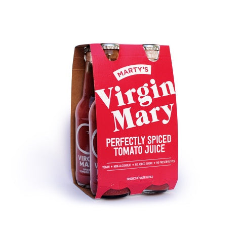Virgin Mary Pack of 4