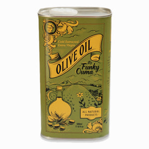 Funky Ouma Extra Virgin Olive Oil 500ml