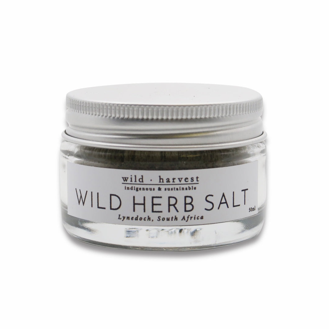 Wild Herb Salt 50ml