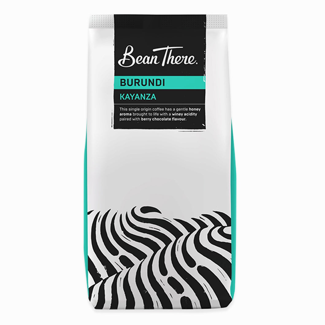 Ground Burundi Coffee 250g