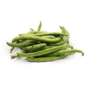 Broad Beans (Organically Farmed) 450g