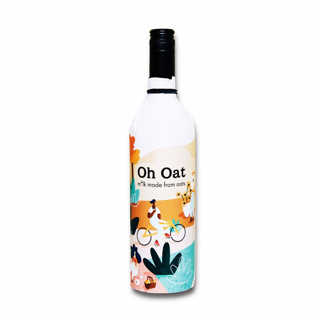 Oat Milk Bottle 750ml