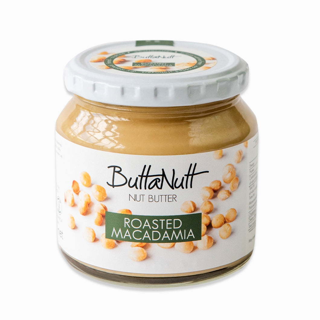 Roasted Macadamia Nut Butter 250g