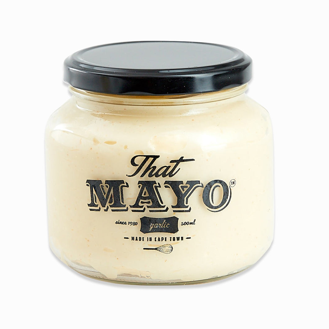 Mayonnaise (Garlic) 500ml