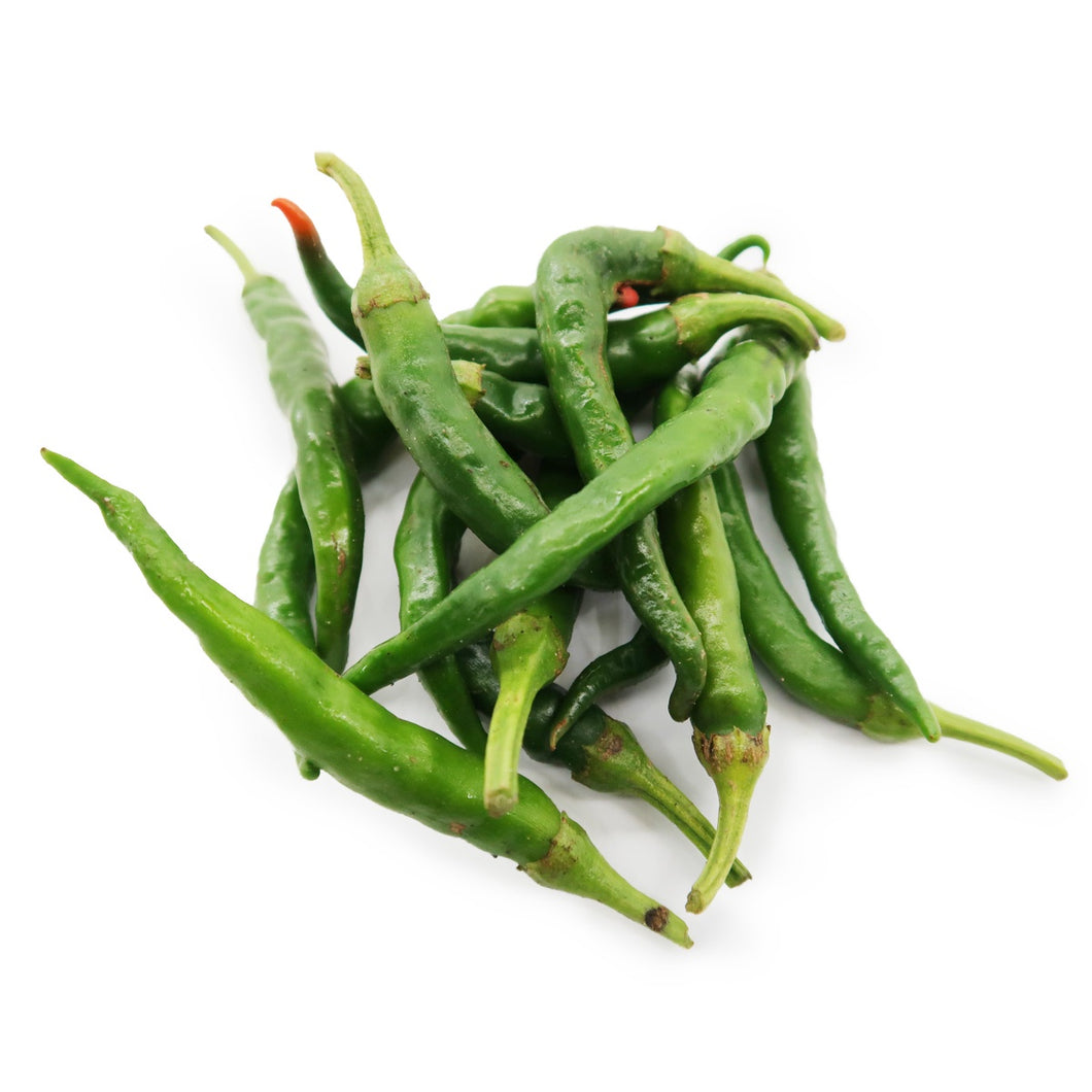Cayenne Green Chillies (Organically Farmed) 50g