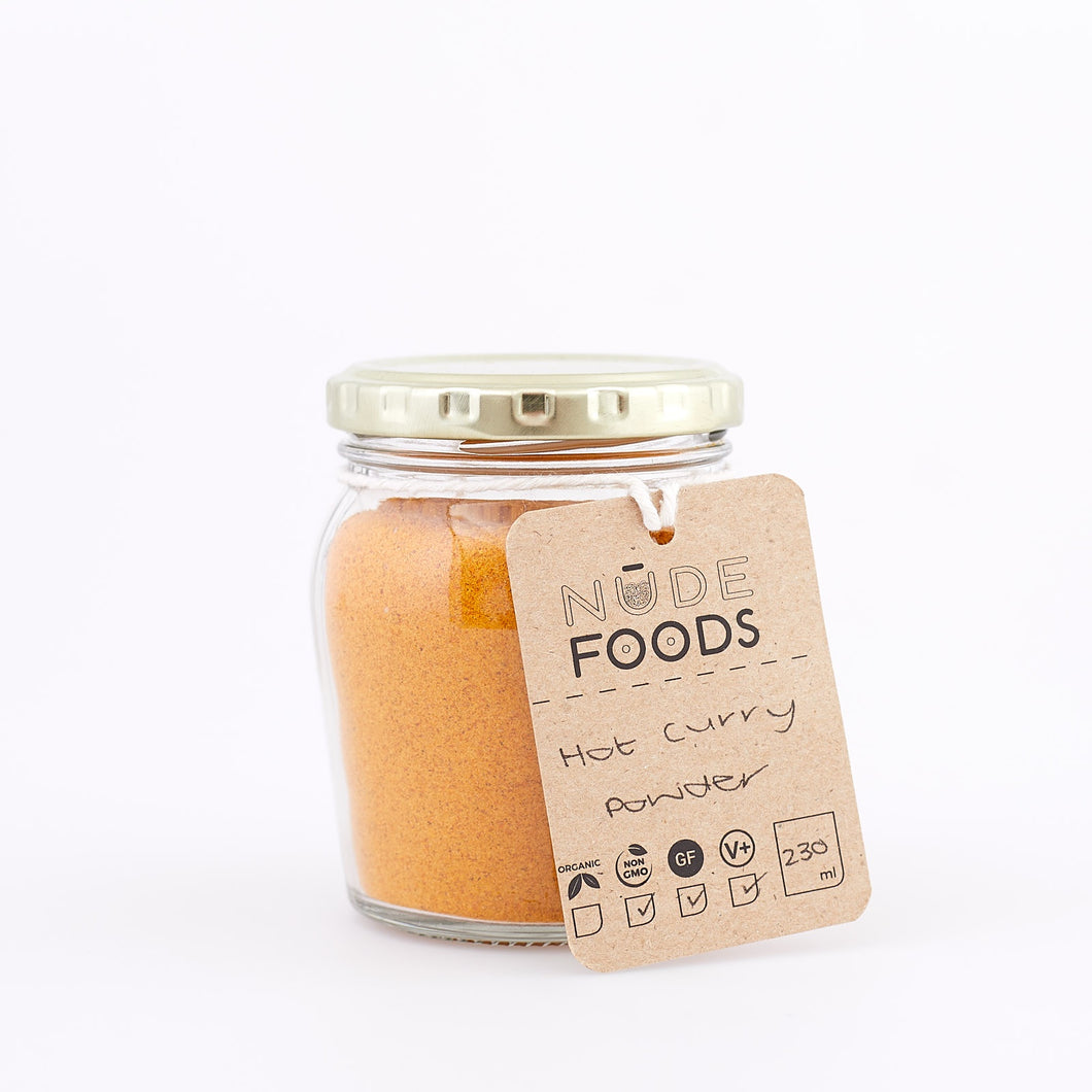 Hot Curry Powder 230ml