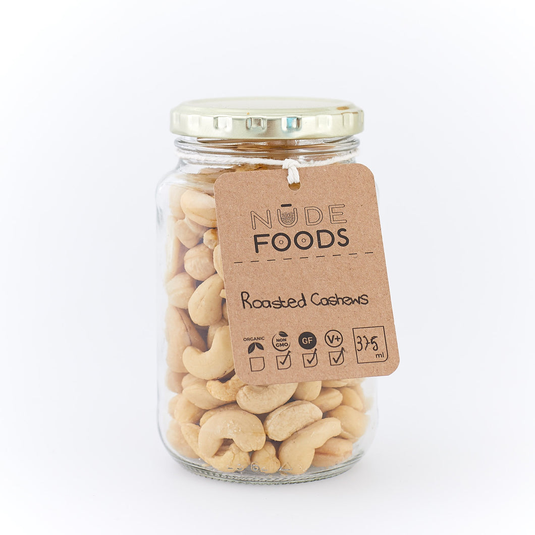 Cashews Roasted 375ml