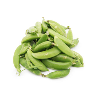 Sugar Snap Peas (Organically Farmed) 150g