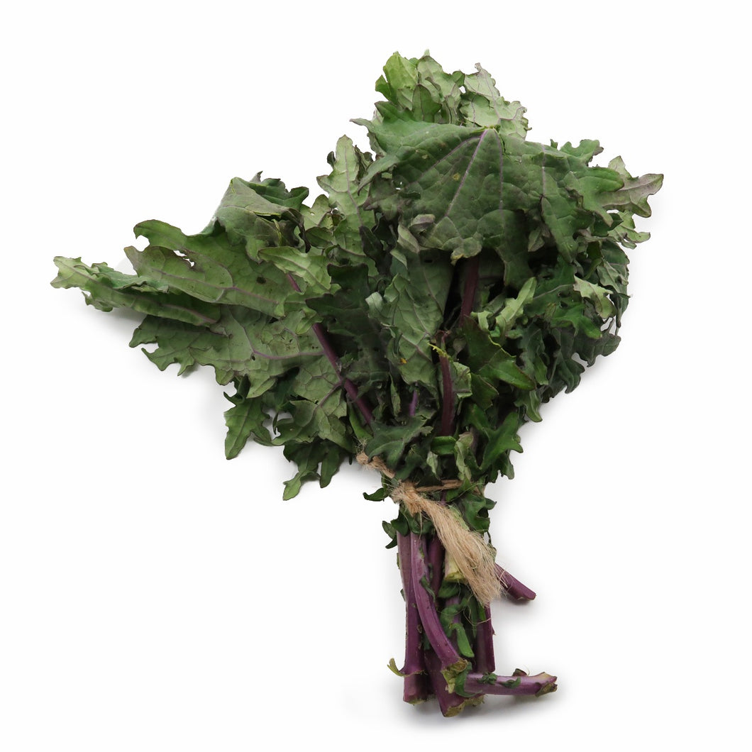 Purple Kale (Organically Farmed) 250g
