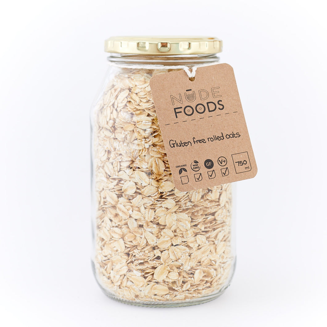 Gluten Free Rolled Oats 750ml