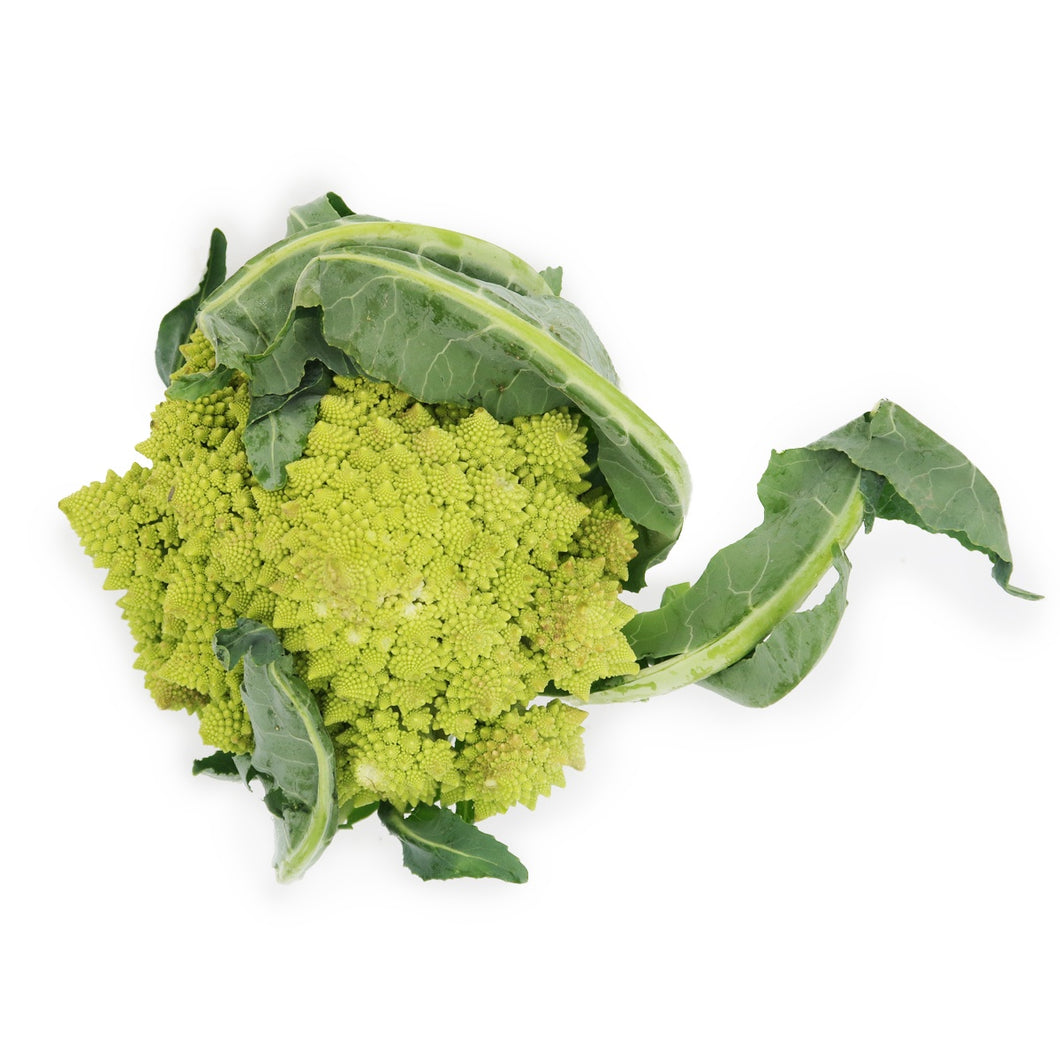 Cauliflower Romanesco (Organically Farmed) 400g