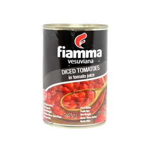 Diced Tomatoes Tinned 400g