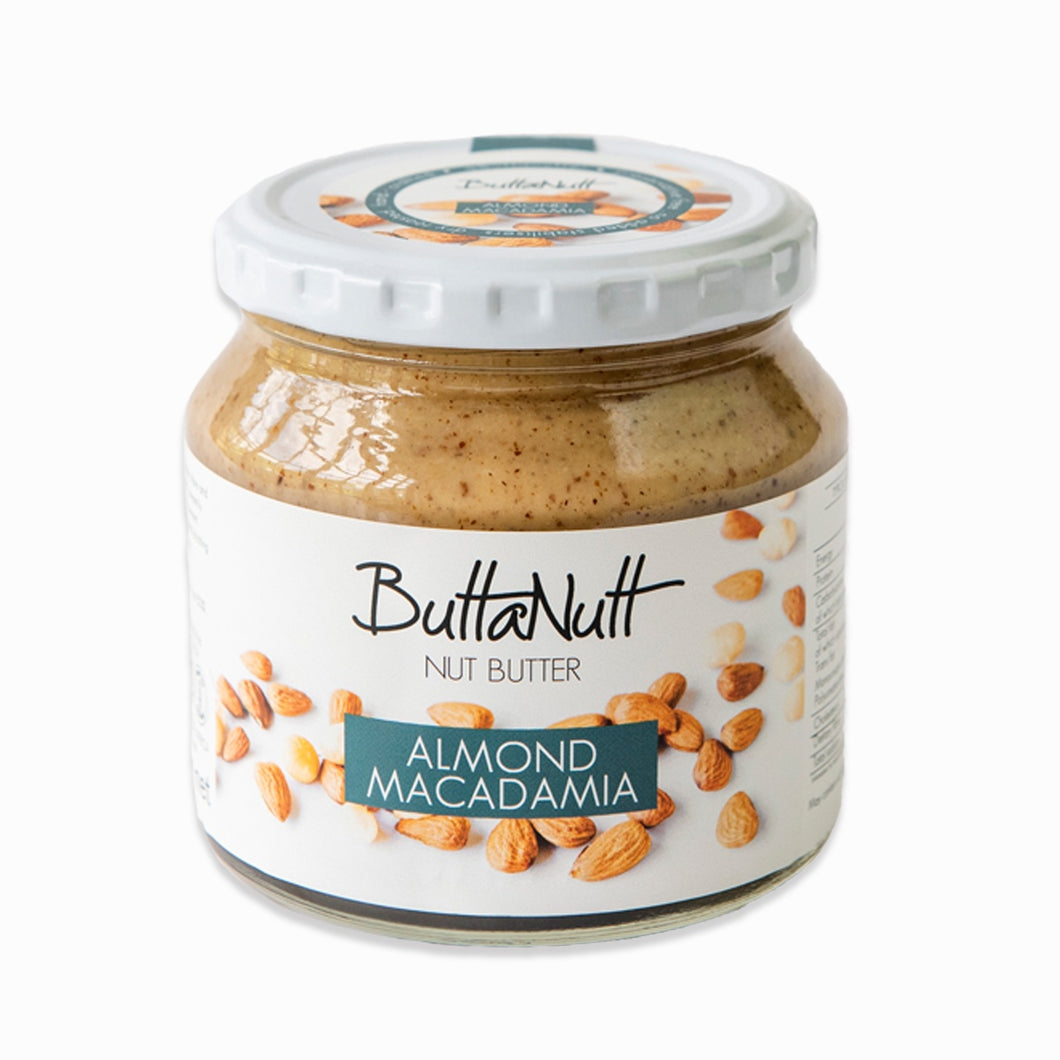 Almond Macadamia Nut Butter 250g