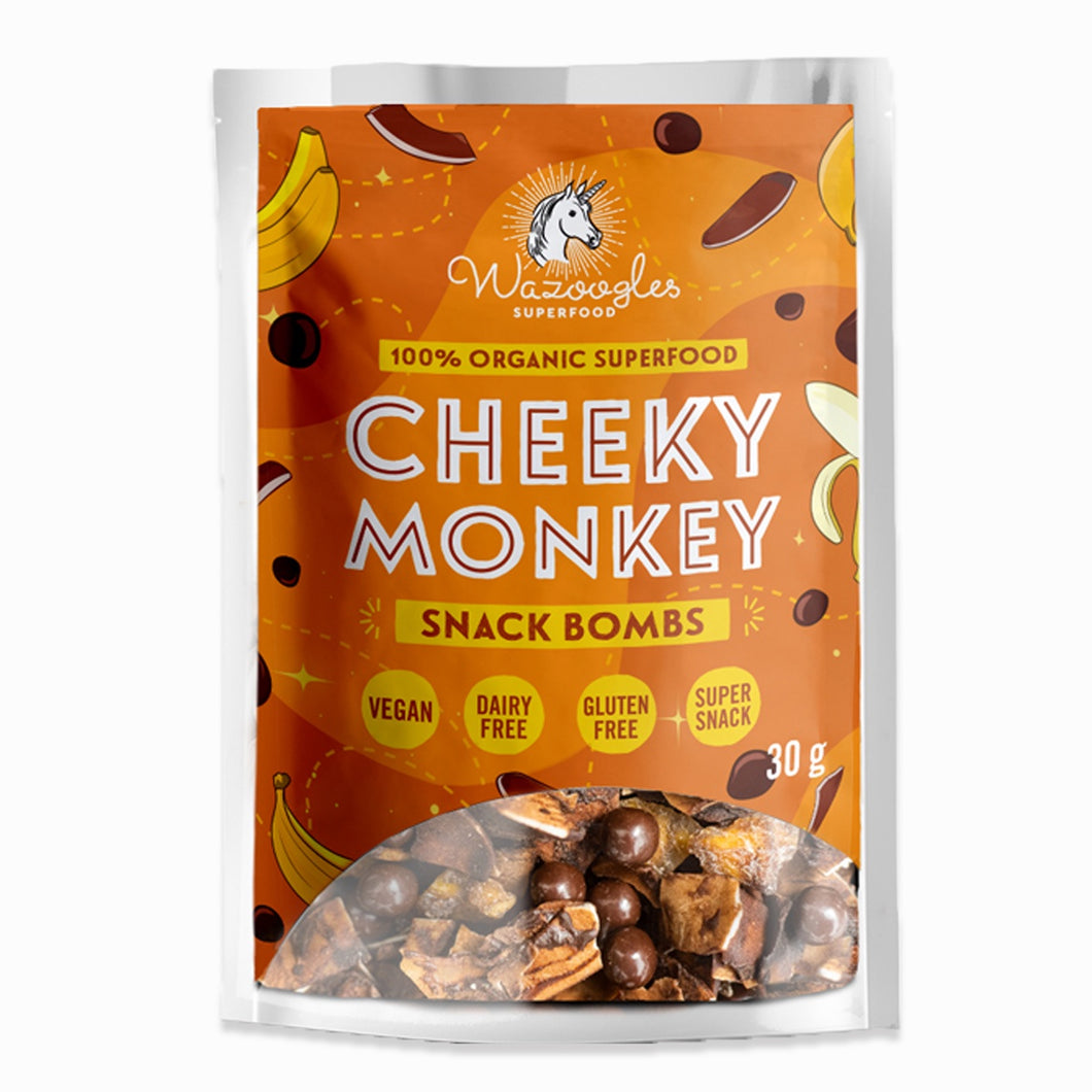 Cheeky Monkey Snack Bombs 30g