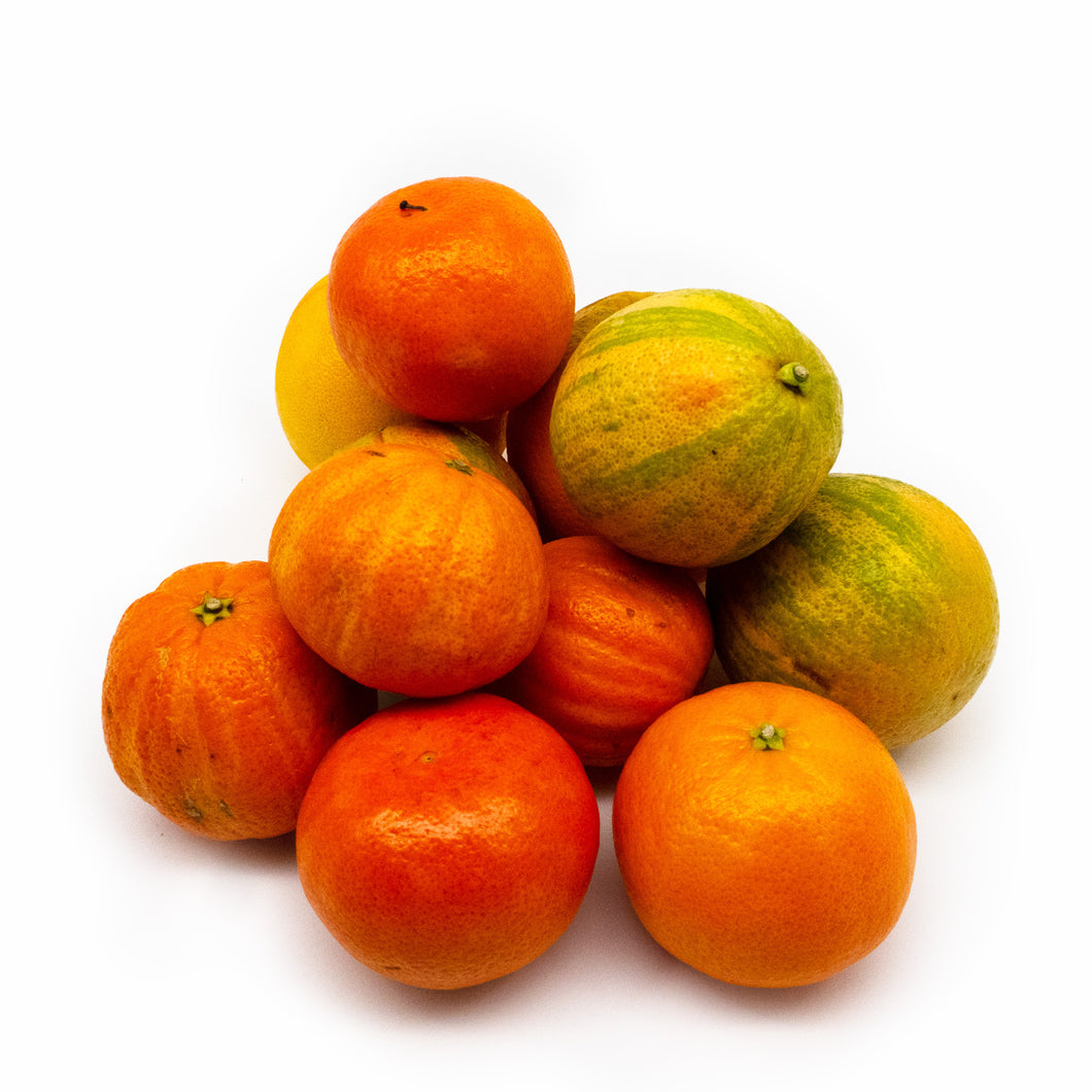 Assorted Exotic Citrus