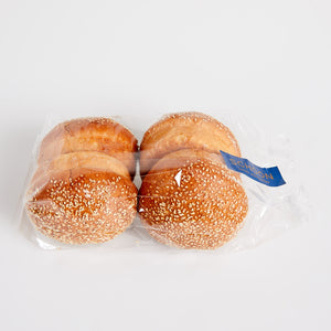 Burger Buns Pack of 4