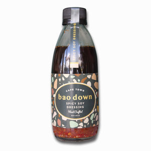 Spicy Soy Dressing 250ml