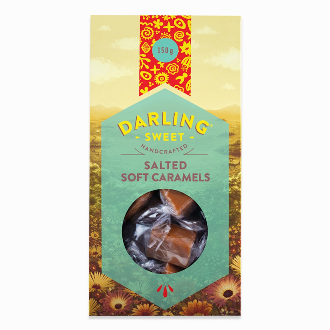 Salted Soft Caramel 150g