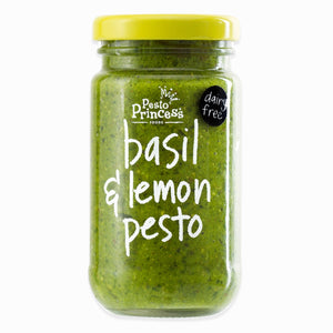 Basil & Lemon Pesto 130g