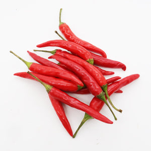 Cayenne Red Chillies (Organically Farmed) 50g