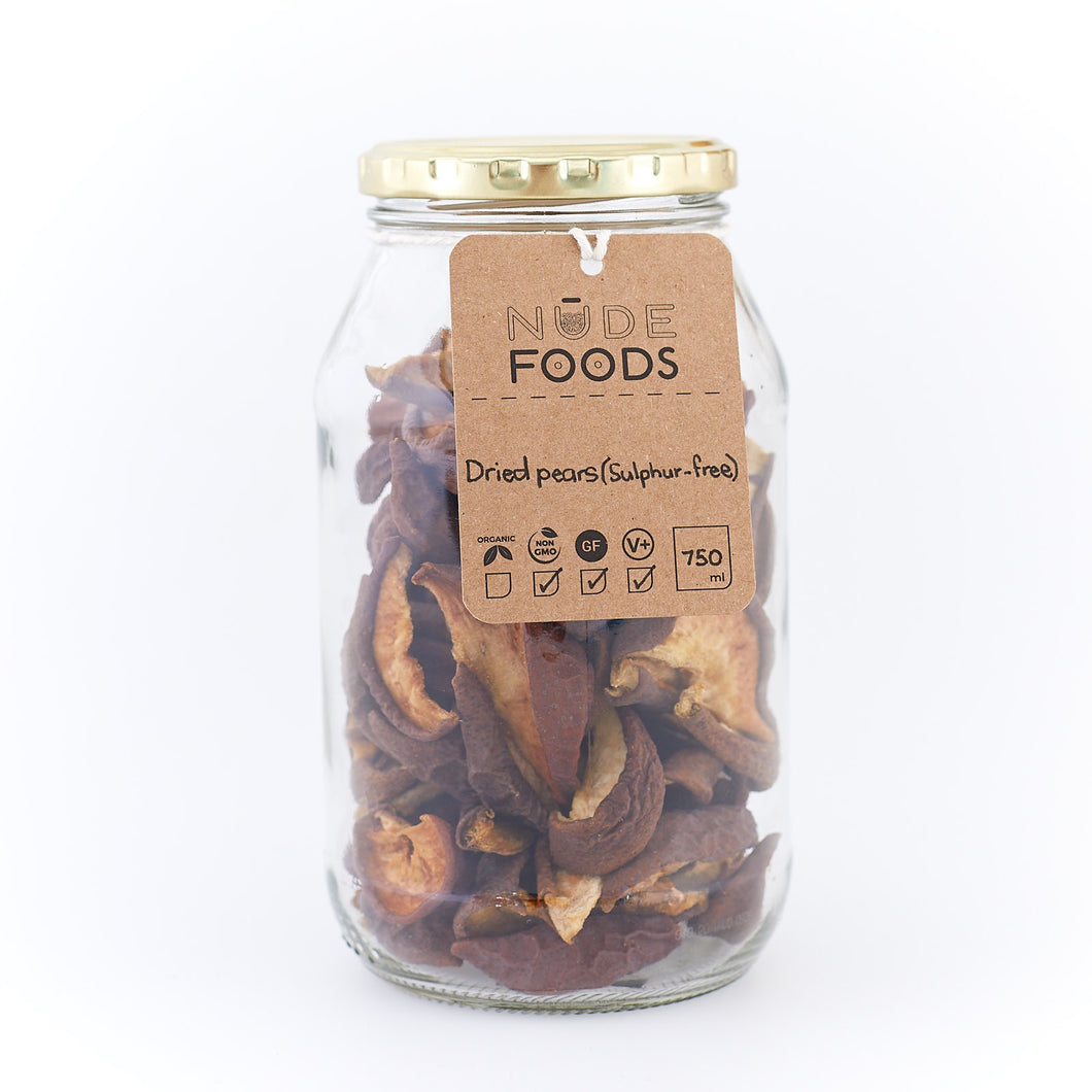 Dried Pears (Sulphur-Free) 750ml